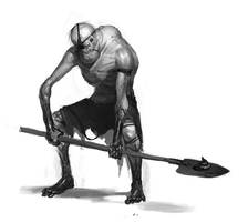 Shovel by bopchara