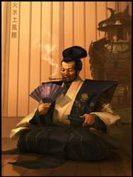 Samurai by bopchara