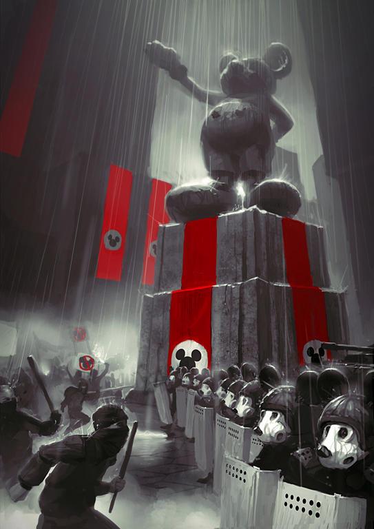 Mickey no more by bopchara