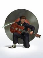Six-String Samurai by bopchara