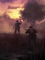 Alien Warfare by bopchara