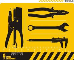 Tools vectors by beezoot