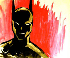 Batman Beyond by ma6