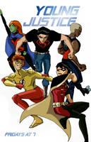 Young Justice by ma6