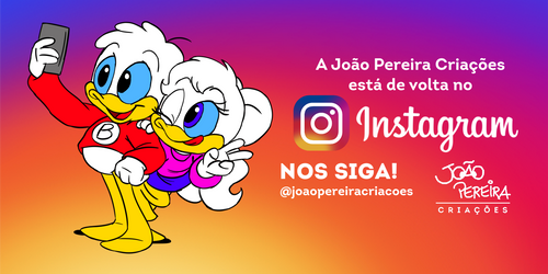 JPC's Back on Instagram by joaoppereiraus