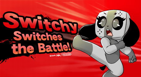 Switchy Joins the Battle! by joaoppereiraus