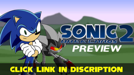 Sonic Dark Chaos 2 Preview by TheWax