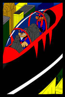 Swat Kats Pic by TheWax