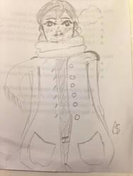 its cold man by SenpaiMeSenpai