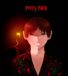 Perry Park from Kill Me Heal Me FANART by Miss-Kimi-Kimi-Chan