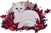 Cat pixel 1 by R0BUTT