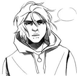 Anton {sketch dump} by R0BUTT