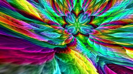 preview - trippy psychedelic 3d fractal morph 01 e by rattyredemption