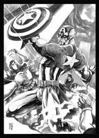 capt.america by earache-J