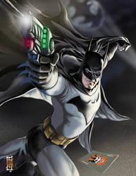 BATMAN by earache-J
