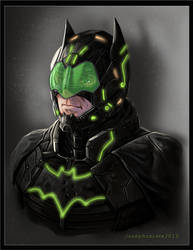 Batman full metal by earache-J