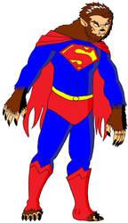 Superwolfman by DLPP