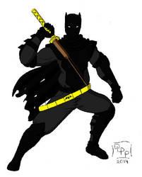 Batman Ninja by DLPP