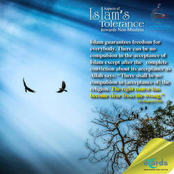 448- No Compulsion in the acceptance of Islam by edckwt