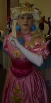 Princess Peach by aya-kun