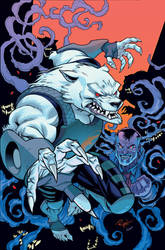 Astounding Wolfman by RyanOttley