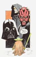 Star Wars by RyanOttley