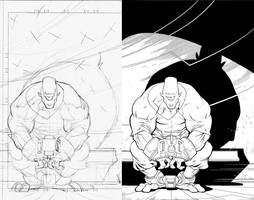 Invincible 55 page 2 by RyanOttley