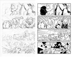 Invincible 55 page 9 by RyanOttley