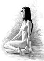 Figure Drawing 1 by RyanOttley