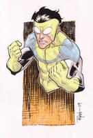 Invincible sketch by RyanOttley