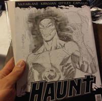 Haunt AAcomicon sketch by RyanOttley