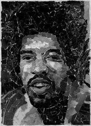 Jimi Hendrix by RyanOttley