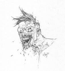 Zombie Invincible by RyanOttley