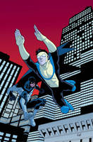 Invincible cover 21 by RyanOttley