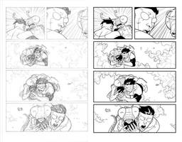 pencils to inks by RyanOttley