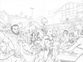 Mastermind splash page by RyanOttley