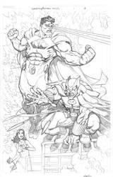 Superman Batman page 18 by RyanOttley