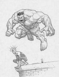 NEVER ignore your spider-sense by RyanOttley