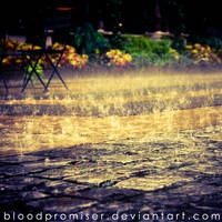 The Warmth of Rain by TwiggyTeeluck