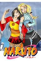 Kazumi and Sayuri: Part 2 by ankohai