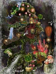 Tree of memories by Alimera