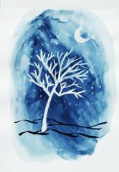 [Rime Tree] by Binghar