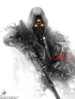 Helghast Scout by SpoonfishLee