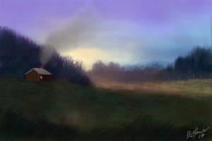 <b>Smoky Mountain Sunrise</b><br><i>ghost549</i>