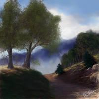 <b>Smoky Mountain Backroad (redo)</b><br><i>ghost549</i>