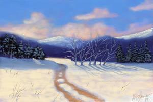 <b>Morning Snow</b><br><i>ghost549</i>
