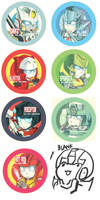 AHM Wreckers by huuga3