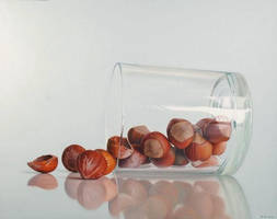 Hazelnuts by ruddy84