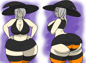 Witch Christe by IGPHHangout
