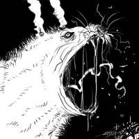 Myxomatosis by Voodoorabbit